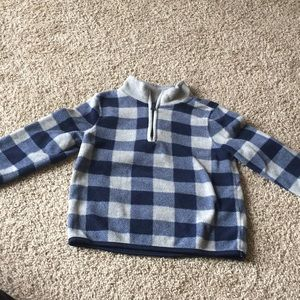 Only worn once! Toddler boys fleece sz 3T